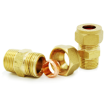 Compression fitting  03285