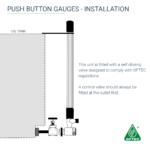 Push Button Gauge