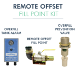 Remote Offset Fill Point Kit