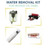WATER REMOVAL KIT